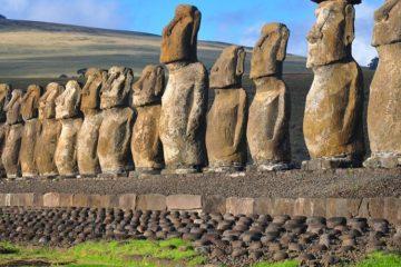 Easter Island. Sebastian Paoa Aguila