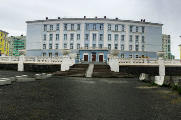 Route 6: The first school of Norilsk