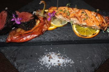 Food with tundra aroma