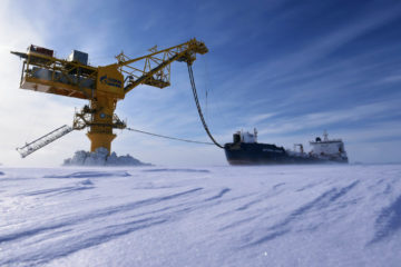 Arctic oil goes to China