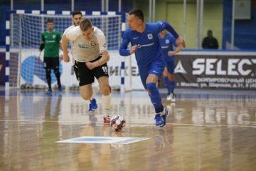 FC Norilsk Nickel won first control game