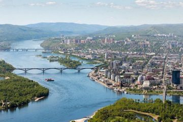 Siberian wages are highest