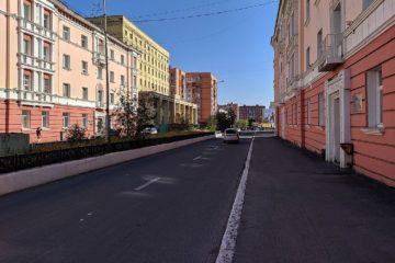 Route 11: Sevastopolskaya street