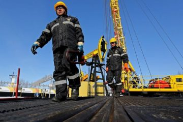 Vostok Oil project estimated at 37 billion barrels