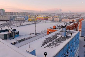 Development of Norilsk and Taimyr included in Arctic strategy