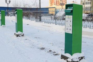 First eco-parking opened in Norilsk