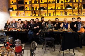 Norilsk residents got acquainted with city's gastronomic history