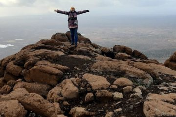 Tears and selfies: mount Sokol conquered again