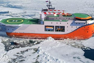 Arctic to be explored with self-propelled platform