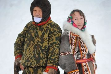 Enets culture introduced to Taimyr children