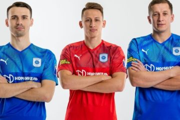 Three Norilsk Nickel FC players join Russian national team