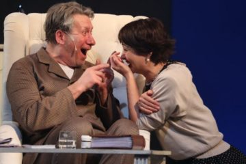 Norilsk actor marked at theater festival