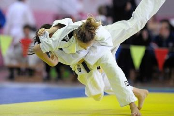 Norilsk woman won silver at judo championship
