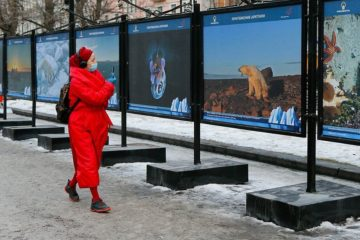 Muscovites can see Arctic Attraction again