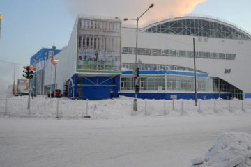 Norilsk wants to do darts and rhythmic gymnastics