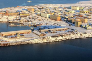 Port of Dikson in Arctic to be expanded