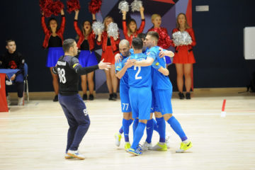Norilsk Nickel FC won first match at new home site