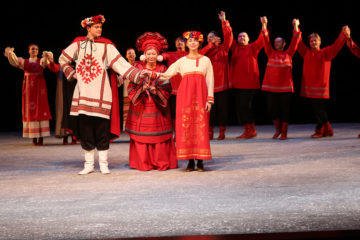 Northernmost theater staging musical fairy tale
