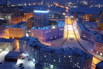 Data transmission speed increased in Norilsk