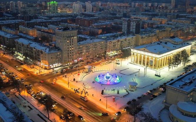 Norilsk expanded Novokuznetsk's geography