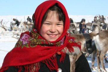 Russia wants to support nomadic schools