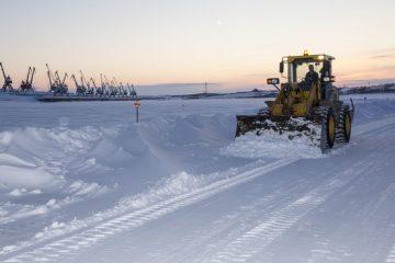 Ice crossings opened on Taimyr