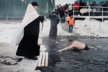 Epiphany bathing canceled in Norilsk
