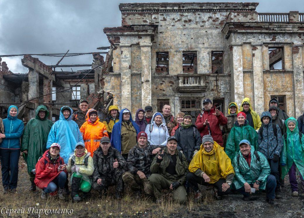 Norilsk explorers got president's grant again