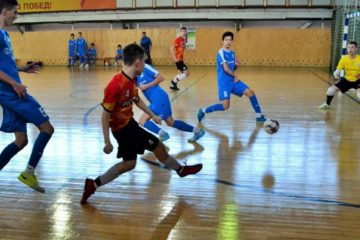 Norilsk futsal players won bronze in regional championship