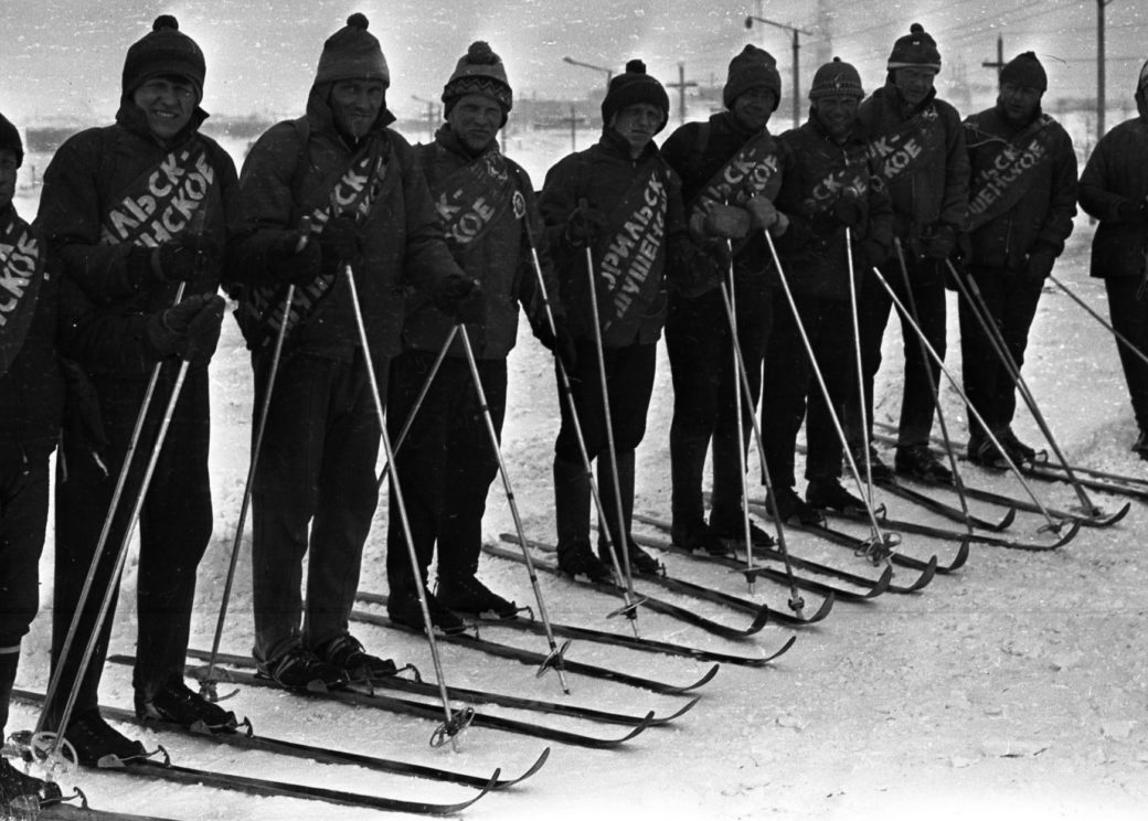 In 1970 farthest Arctic ski touring took place