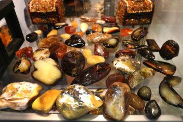Craftswoman reveals amber secrets