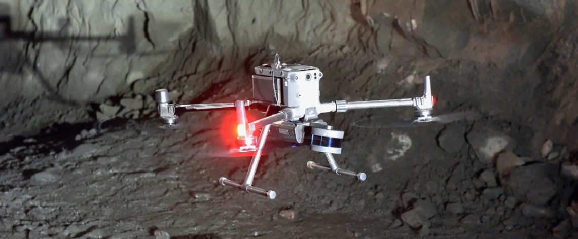 Aircraft went underground
