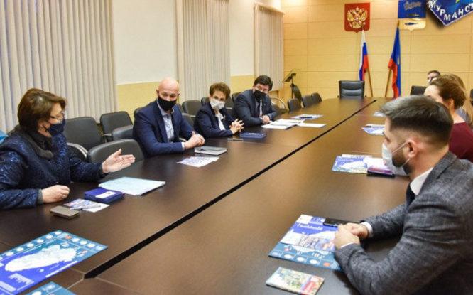 Norilsk and Murmansk promote Arctic economy
