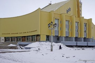 Northernmost theater strives for changes