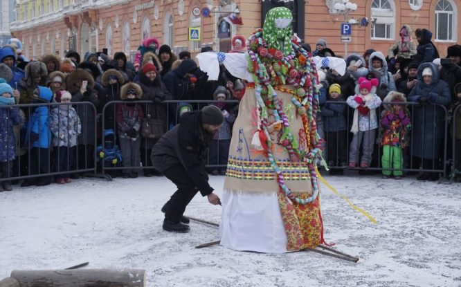 Norilsk Museum invites to Maslenitsa