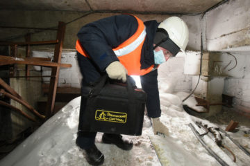 Special service to watch permafrost