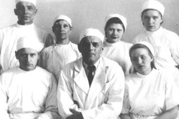 Unique doctors worked in Norilsk hospital