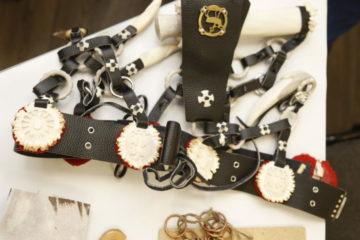 Samoyed belts – best amulets