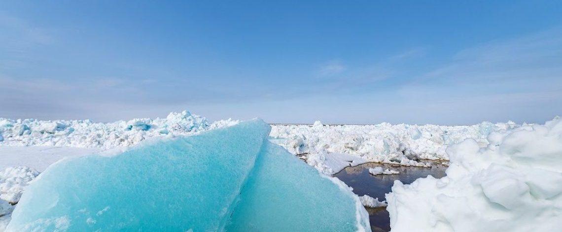 Ice drift in Dudinka expected on June 4