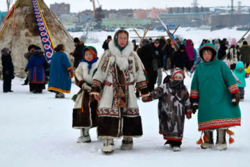 Children in Arctic are happier than their southern peers