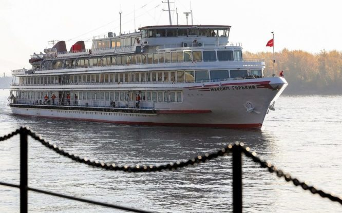 Yenisey cruises prices increased