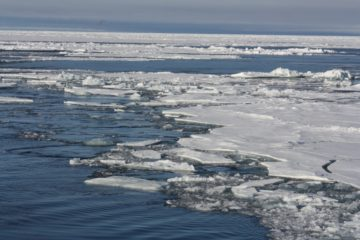 Laptev sea may contain colossal oil deposits