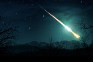 Meteorite falls in northern Siberia