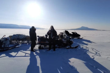 Two polar stations to be restored