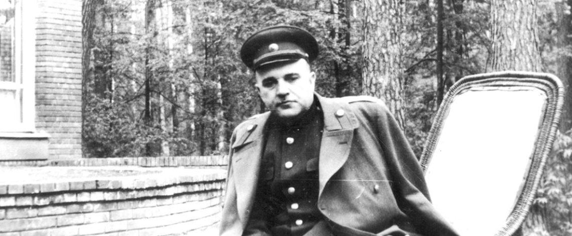 Avraamy Zavenyagin born 120 years ago
