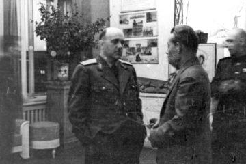 Avraamy Zavenyagin first time saw Norilsk in April 1938