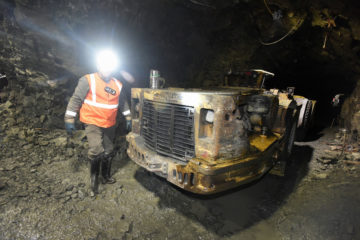 Mayak mine worker's idea to save million rubles a year