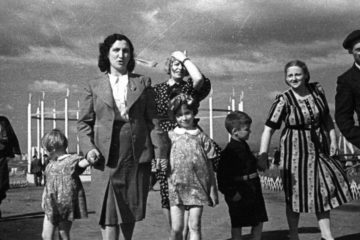 Norilsk fashion in Soviet times was specific
