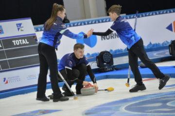Junior Arctic Cup children's curling tournament kicks off in Dudinka