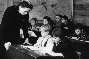 First Norilsk school opened in 1930
